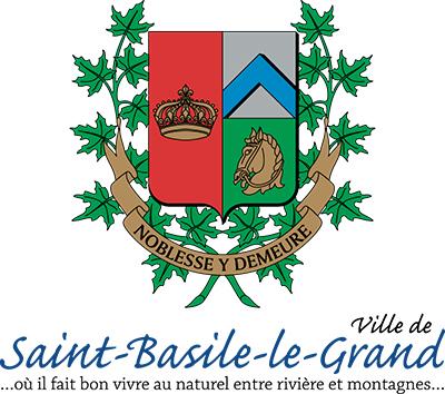 Saint-basile-le-Grand logo