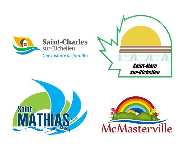 Logos Municipalités