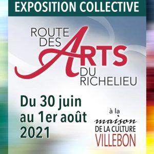 RAR expo Villebon pub VISUEL
