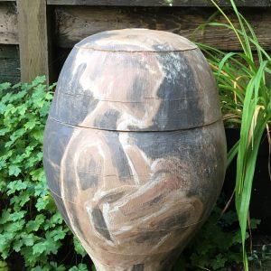Womb-tomb mésopotamien
