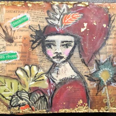 Susana Antunes - Dessiner ses rêves