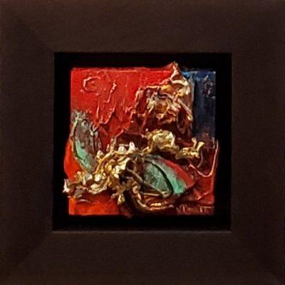 Éclats de bronze XX - Hommage à Oliver Jones - Carole Doucet