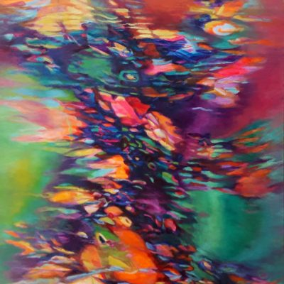 Metamorphose_36x48 - Suzanne Lord